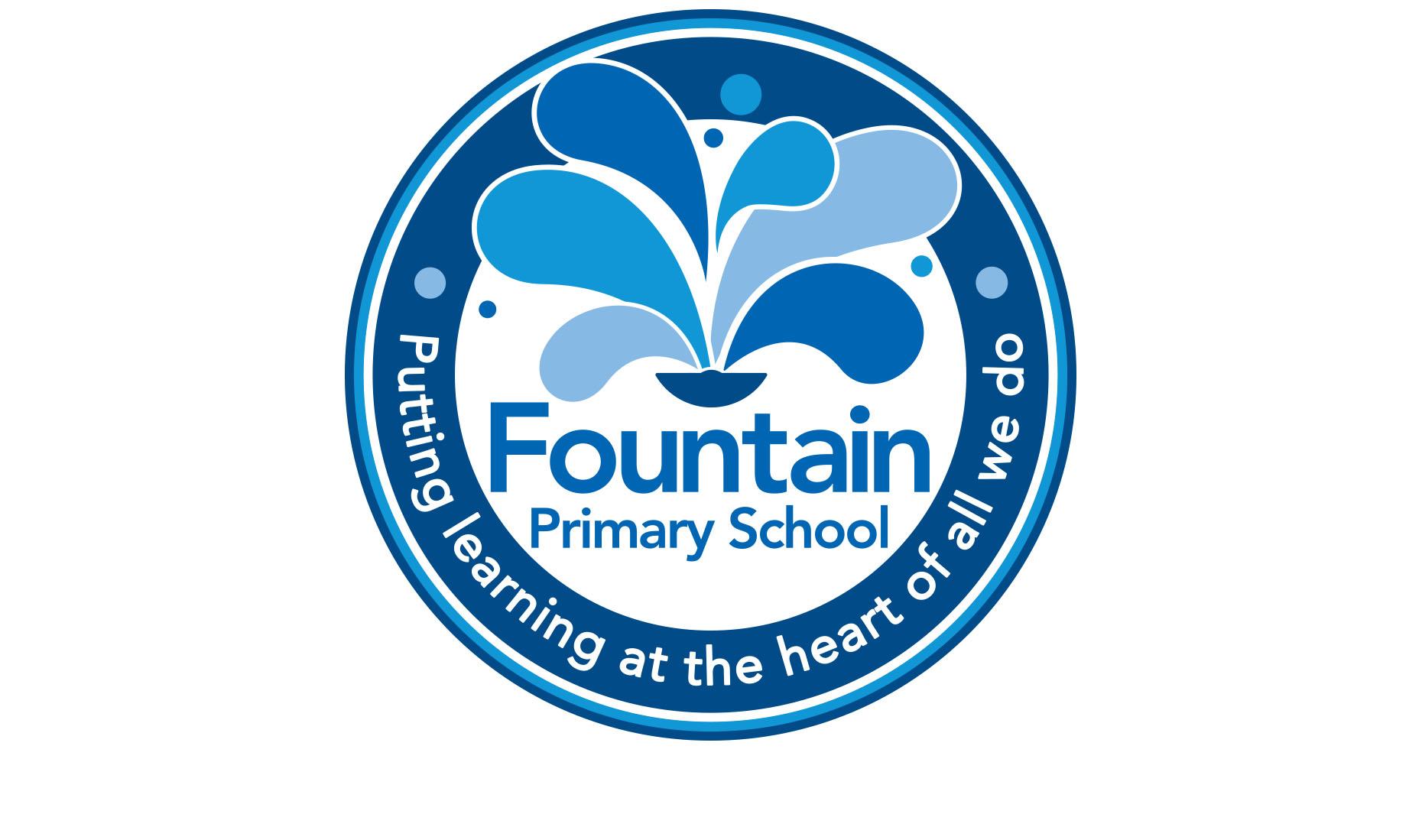 Fountain Logo Design